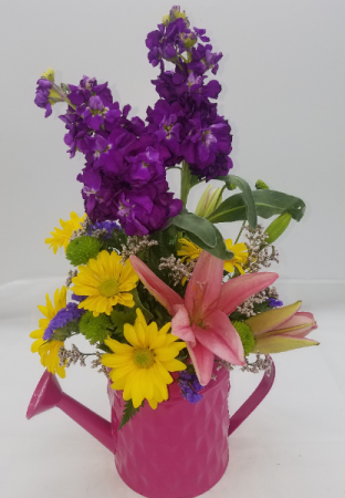 Spring Showers Bring Flowers