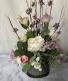 Spring Silk arrangement Mothers day