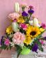 Tulip Cache Spring Arrangement