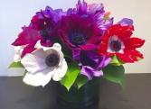 Spring Sizzle Vase arrangement