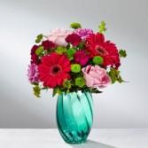 Spring Skies Vase