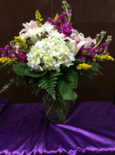 Spring Specialty Vase Arrangement