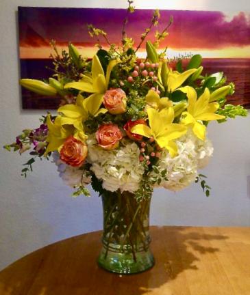 Spring Spectacular Floral Design
