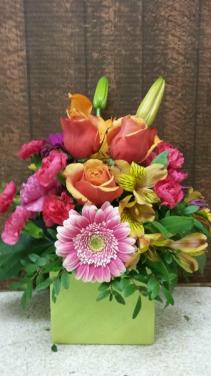 Spring surprise Centerpiece