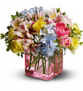 Spring Sweetness floral arrangement