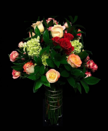 Spring Time Mix Floral and Roses