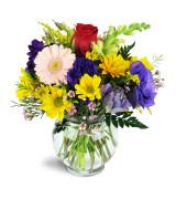 Springtime - 6784 Vase arrangement