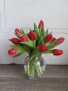 Spring Tulip Fresh Arrangement
