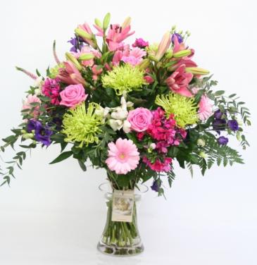 Mother's Day Spring Vase