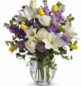 Spring Waltz Vase Arrangement