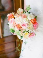 spring wedding bouqut Bridal bouquet