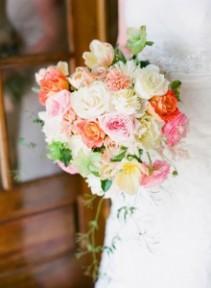 spring wedding bouqut Bridal bouquet