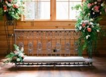 Spring wedding ceremony wedding site