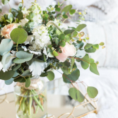 Spring Whimsical Florals Bridal Bouquet