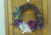 Spring Wreath High end
