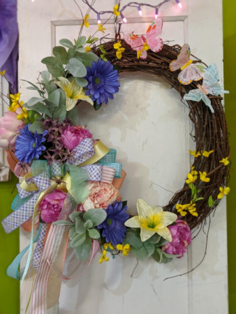 Spring Wreath Wreath