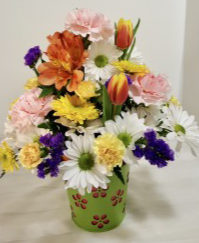 Springing Up!  Flower Bouquet