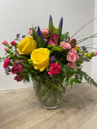 Springtime Delight Arrangement