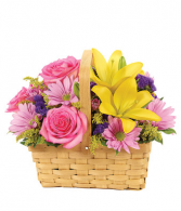 Springtime Delight Basket