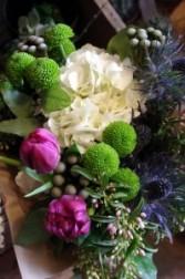 Small Springtime Garden Handtied Bouquet