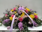 Springtime Memories Casket Spray Casket Flowers