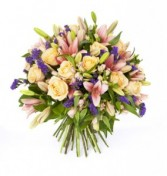 Springtime Sweetness Flower Bouquet