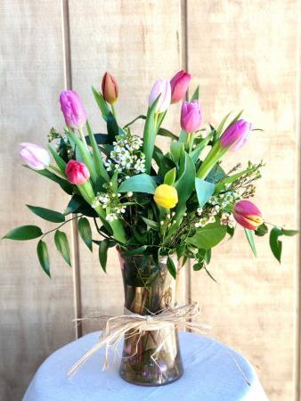 Springtime Tulips Powell Florist Exclusive