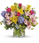 Springtime's Here TSP02-1A Bouquet