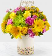 Sprinkles Birthday Bouquet