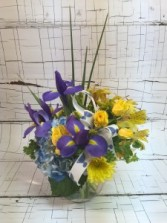 St. Louis Blues Hockey Bouquet Great for the die-hard Blues fan!