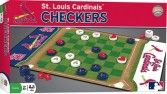 St. Louis Cardinals Checkers Gift