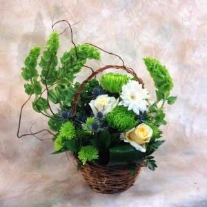 St. Padraig's Day Basket
