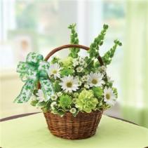 St Patricks Day Charm St Patricks Fresh Flowers