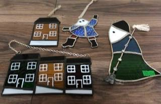 Stained glass locally made Gift  ideas