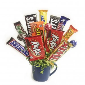 Standard Candy Bar Bouquet