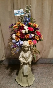 Standing Angel Arrangement