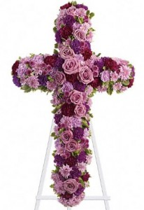 Rose Garden Cross Cross