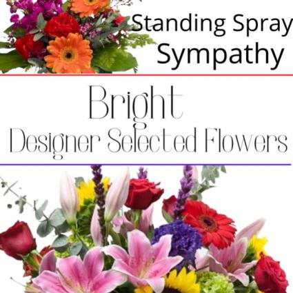 Standing Spray Bright