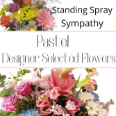 Standing Spray Pastel