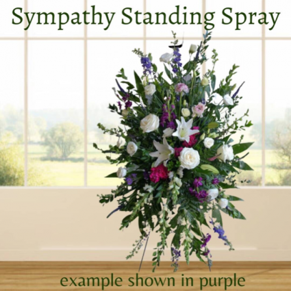 Standing Spray Photo