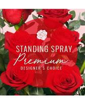 Standing Spray Premium Designer's Choice