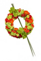 Standing Wreath Arrangement Wreath
