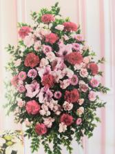 standing wreaths  # 12 funeral wreaths