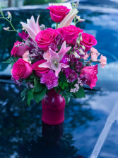 Shades Of Pink Bouquet  EVERYDAY Floral Arrangement