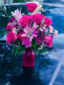 Shades Of Pink Bouquet  EVERYDAY Floral Arrangement
