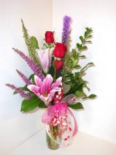 Star Struck Vase