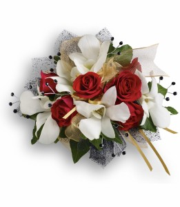 Star Studded Corsage HPR082A