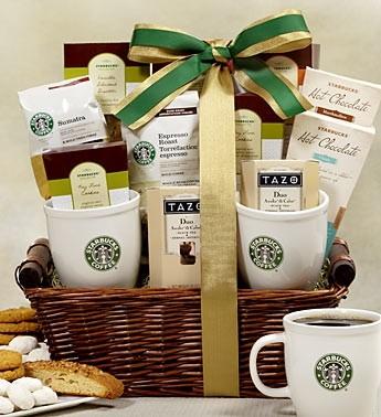 Starbucks Gourmet Coffee Gift Basket Gourmet Coffee Gift Basket & Starbucks Gourmet Coffee Gift Basket Gourmet Coffee Gift Basket in ...