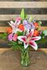 Starburst Bouquet Fresh flowers