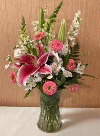 Stargazer Delight Vase Arrangement